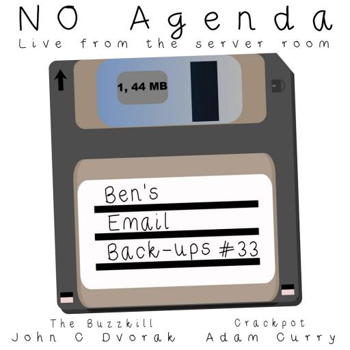 No Agenda Show Stream - cover
