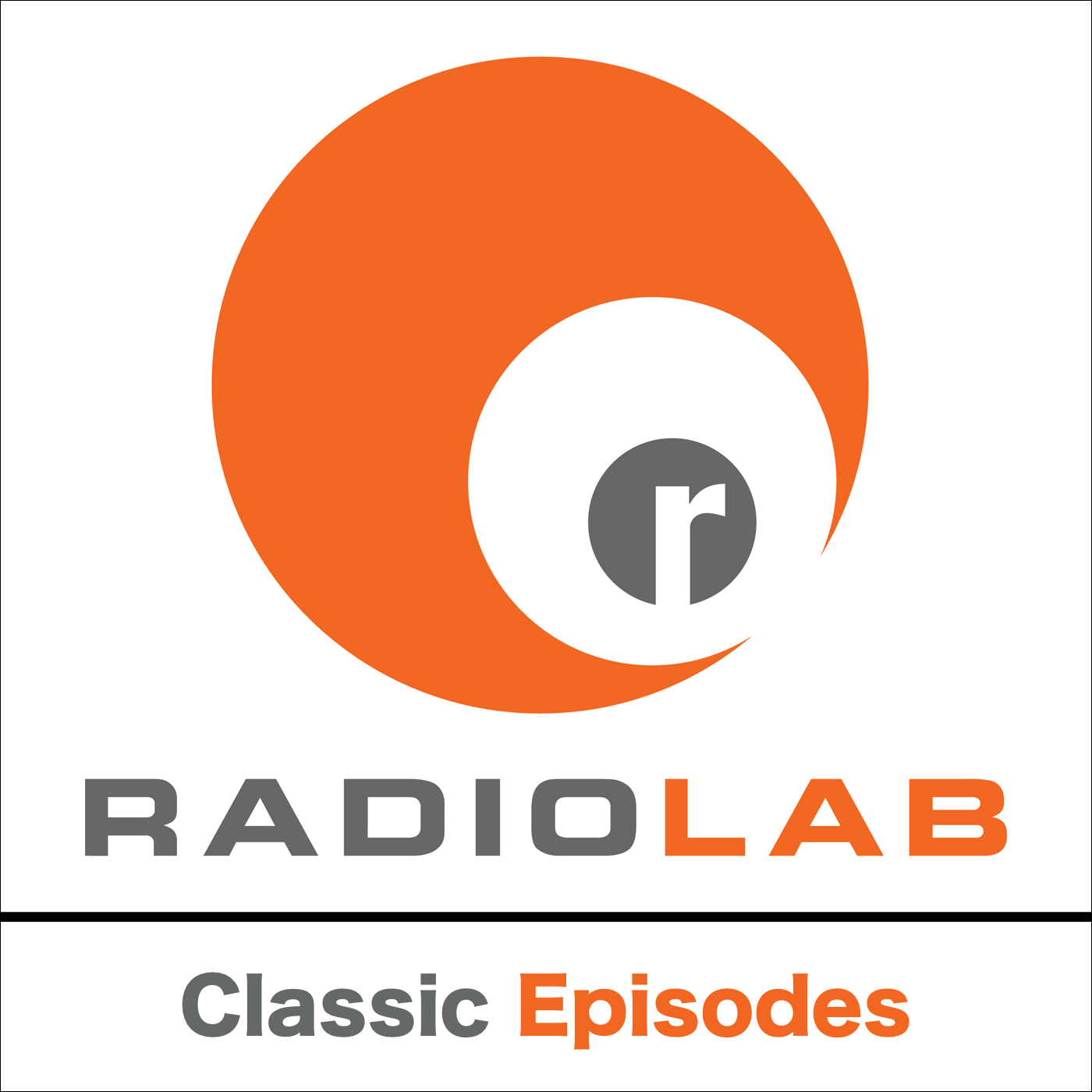 Radiolab album art